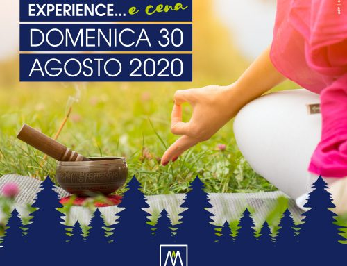 OUTDOOR-YOGA | DOMENICA 30 AGOSTO 2020